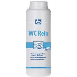 Dr. Becher WC Rein Pulver, Hochwirksames Reinigungspulver, 1000 g - Flasche