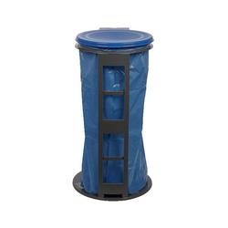 Gies Mülleimer Müllsackständer stabil f.80ltr