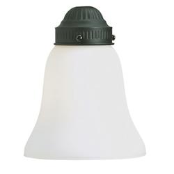 Leuchtenglas Tulpenglas für Fanimation Deckenventilatoren