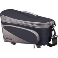 Racktime Talis Plus Trunk Bag Eco black/stone grey