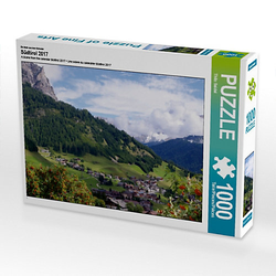 Südtirol 2017 Lege-Größe 64 x 48 cm Foto-Puzzle Bild von Thilo Seidel Puzzle