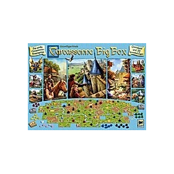 Carcassonne Big Box (Spiel)