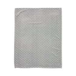 Kinderdecke Babydecke mit UV-Schutz, Microfaser, Stars silber,, Alvi®