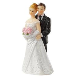 VBS Dekofigur Hochzeitspaar, 6,5 cm