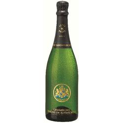 Champagne Barons de Rothschild brut Cuvee aus 50% Chardonnay, 50% Pinot Noir uChampagne Barons de Rothschild.u