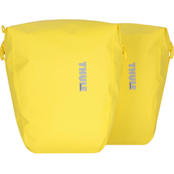 Thule Shield Pannier Fahrradtasche 25L Set 2tlg. yellow