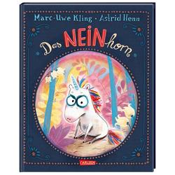 Das NEINhorn als Buch von Marc-Uwe Kling