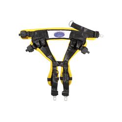 Eurotramp® Saltogürtel, Gelb, bis 35 kg Körpergewicht