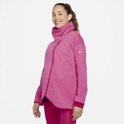 Nike (M) Damen-Pullover (Mutterschaftsbekleidung) - Rot, size: XS