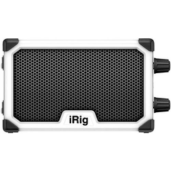 IK Multimedia iRig Nano Amp E-Gitarrenverstärker Weiß