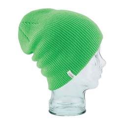 Beanie COAL - The Frena Solid Neon Green (05)