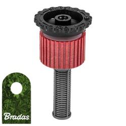 Sprühdüse für Pop-Up Sprinkler Versenkregner Einstellbare Düse 0-360° Bewässerungsflache 3,6m Bradas 5151