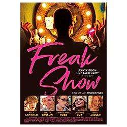 Freak Show, 1 DVD (englisches OmU)