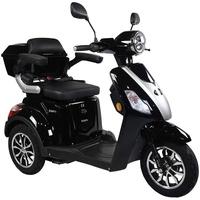 Rolektro E-Trike 25 V.2 1000 Watt 25 km/h  schwarz
