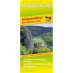Schwäbische Alb 1:170 000