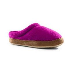 Fleece-Pantoffeln - 27 - Rot