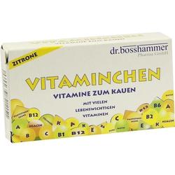 Vitaminchen Zitrone Kaubonbon