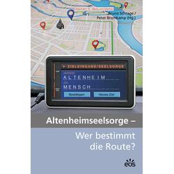 Altenheimseelsorge als Buch von