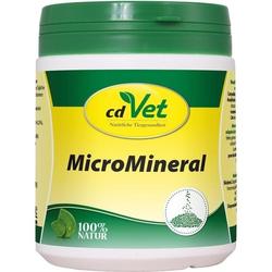 MicroMineral vet