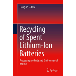 Recycling of Spent Lithium-Ion Batteries als Buch von