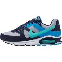 Nike Men's Air Max Command grey-blue/ white, 43