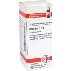 CONIUM D 10 Globuli 10 g