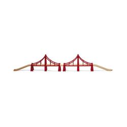 BRIO® Spielzeug-Eisenbahn Hängebrücke