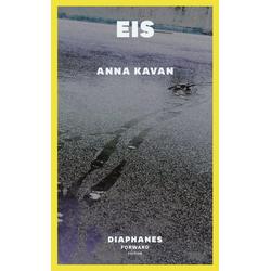 Eis als Buch von Anna Kavan
