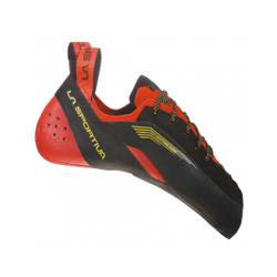 La Sportiva - Testarossa Red/Black - Kletterschuhe - Größe: 40