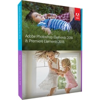 Adobe Photoshop Elements 2018 & Premiere Elements 2018 DE Win Mac