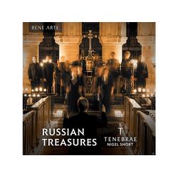 VARIOUS - Russian Treasures (CD)