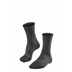FALKE TK2 Wool Damen Socken Smog EUR 35-36