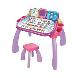 Vtech® Spieltisch 3 in 1 Magischer Schreibtisch pink