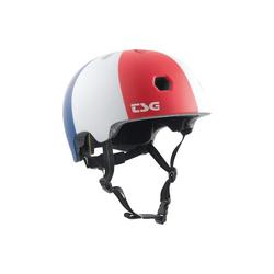 Helm TSG - meta graphic design globetrotter (410) Größe: XXS/XS
