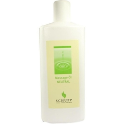 MASSAGE ÖL SCHUPP neutral 1000 ml