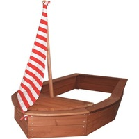 Sun Sandkasten Boot braun (06012)