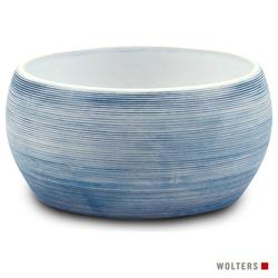 Wolters Diner Stone blau, Größe: XL