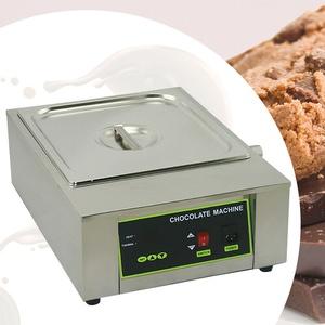 8kg Schokolade Schmelzofen Elektrischer Chocolatier Schmelztiegel Wärmer 220V