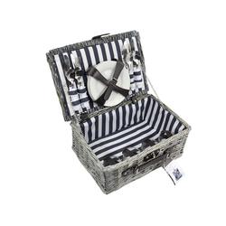 HTI-Living Picknickkorb Picknick-Korb 21-teilig, Picknickkorb