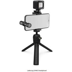 Rode Vlogger Kit für Smartphones mit USB-C Camcorder
