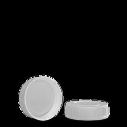 Schraubverschluss - weiß - GL 55 LDPE