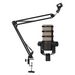 Røde PodMic Set mit Mikrofonarm
