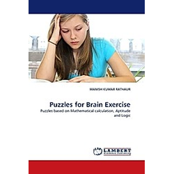 Puzzles for Brain Exercise. Manish K. Rathaur  - Buch