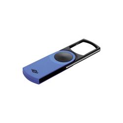 WEDO Lupe SWING IT 2717603 beleuchtet 3fach blau