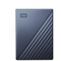 Western Digital My Passport Ultra 5 TB USB 3.0 blau WDBFTM0050BBL-WESN