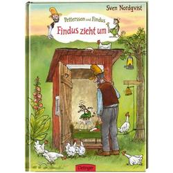 Oetinger Verlag P&F Findus zieht um