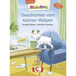 Loewe Verlag BM Geschichten vom kleinen Welpen