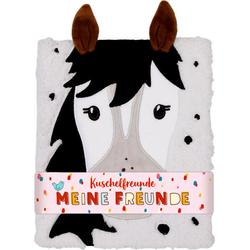Freundebuch - Kuschelfreund - Meine Freunde (Pony): Buch von