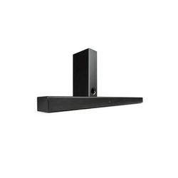Auna Areal Bar 750 2.1 Sound System Soundbar 120W RMS-Leistung BT USB schwarz Soundbar