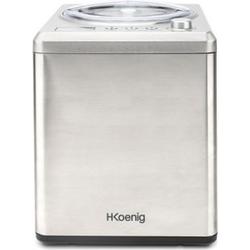 HKoenig HF340 vertikale Eismaschine, 2 l, 180 W